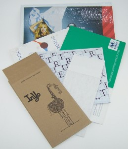 Every form of mailer envelope plain or printed